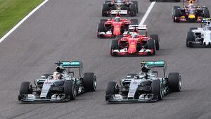 Start - GP Japan 2015