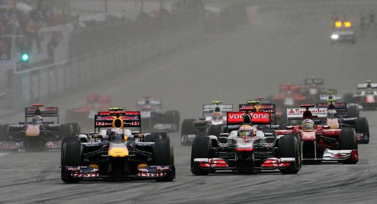 Start GP Malaysia 2011