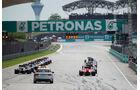 Start - GP Malaysia 2015