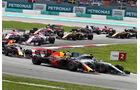 Start - GP Malaysia 2017