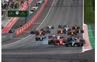Start - GP Österreich 2017 - Spielberg - Rennen
