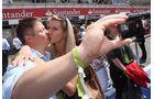 Startaufstellung - Formel 1 - GP Deutschland - 22. Juli 2012