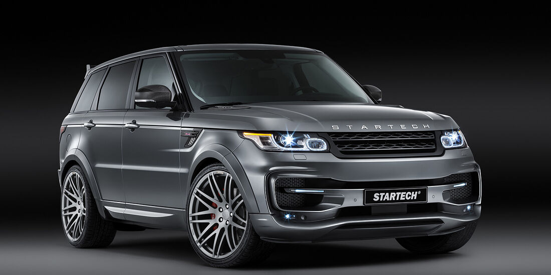 Startech,Range Rover,Widebody,Kit,Front