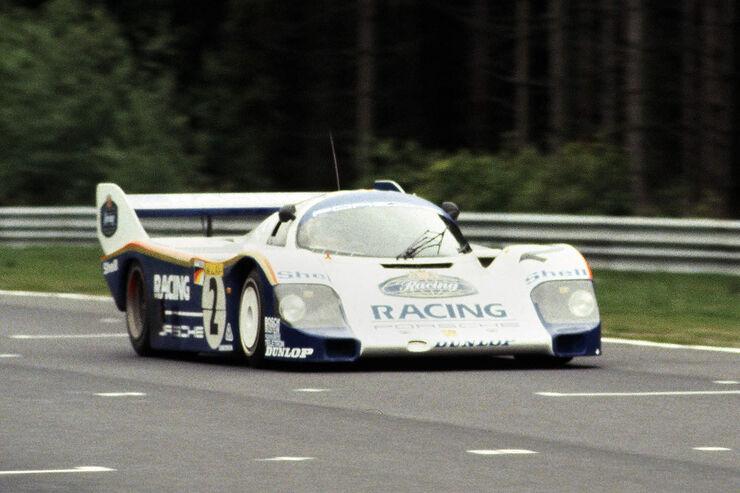 Stefan Bellof, Porsche 956.007, Nürburgring Nordschleife, 28.05.1983