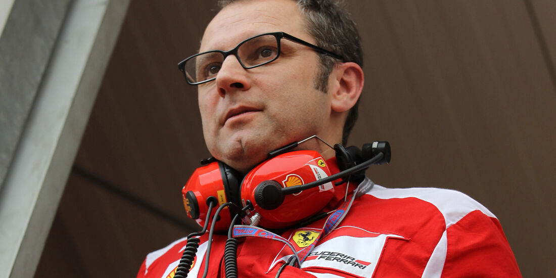 Stefano Domenicali - Ferrari - Formel 1 - GP Monado - 24. Mai 2012