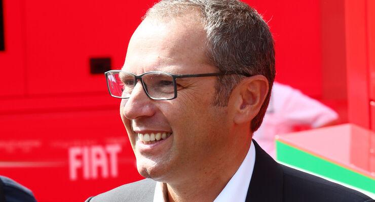 Stefano Domenicali - GP Italien 2014