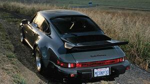 Steve McQueen Porsche 930 Turbo