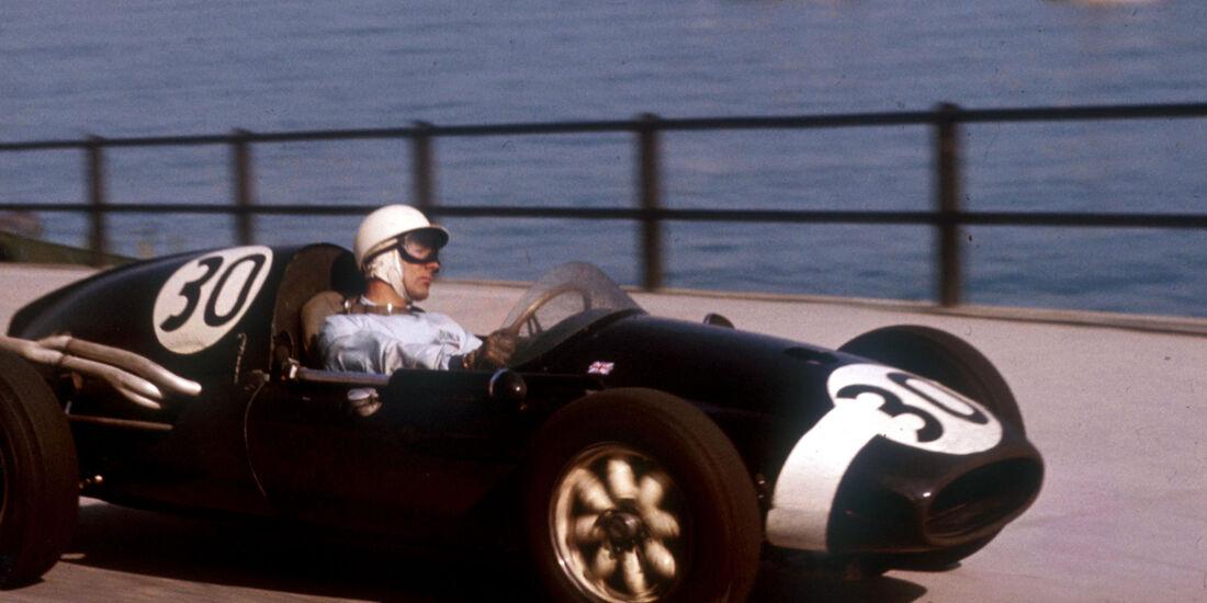 Stirling Moss - Cooper T51 Climax - GP Monaco 1959
