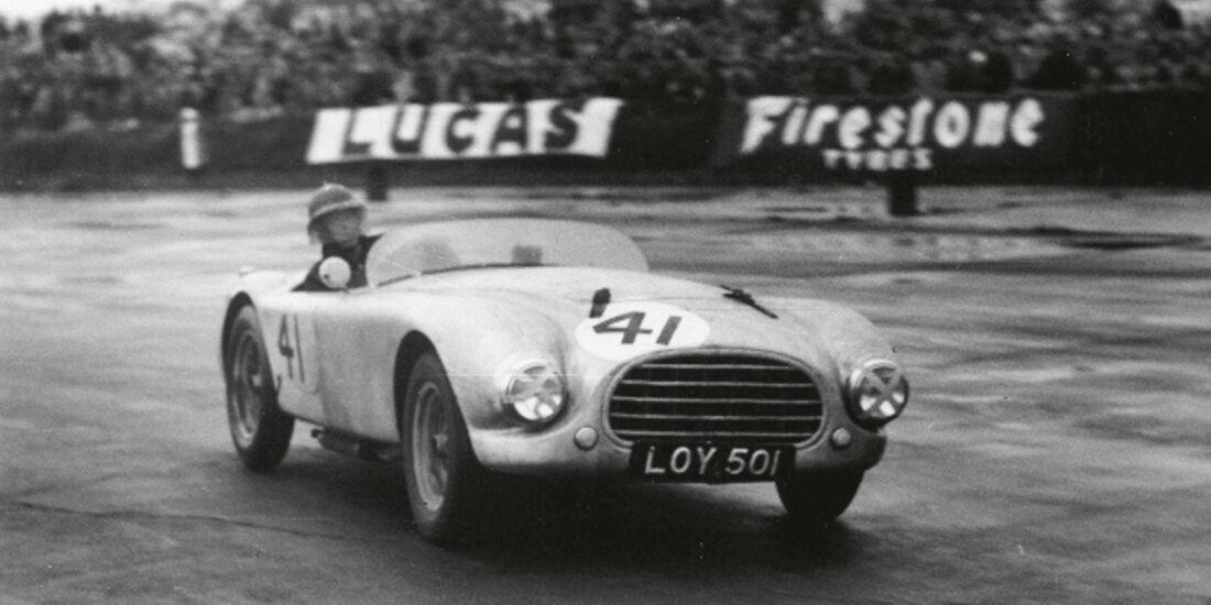 Stirling Moss, Leonard-MG