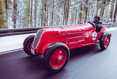 Ältester BMW-Rennwagen derWelt