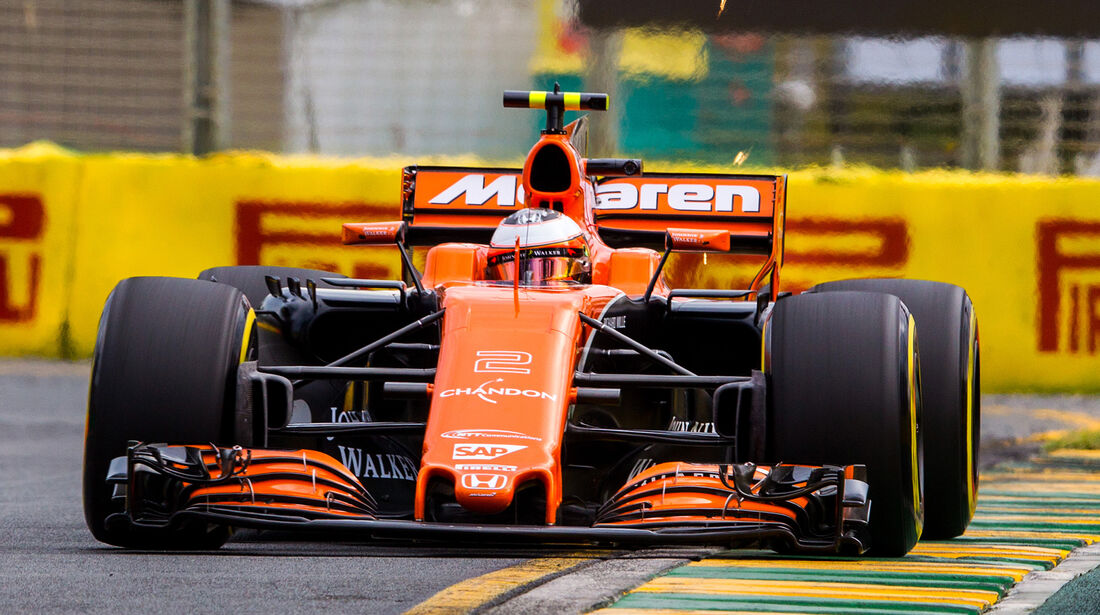 Stoffel Vandoorne - GP Australien 2017
