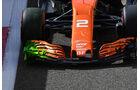 Stoffel Vandoorne - McLaren - Formel 1 - GP Abu Dhabi - 24. November 2017