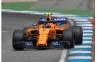 Stoffel Vandoorne - McLaren - GP Deutschland 2018 - Hockenheim - Qualifying - Formel 1 - Samstag - 21.7.2018