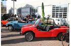 Strandauto auf Basis des Fiat 850