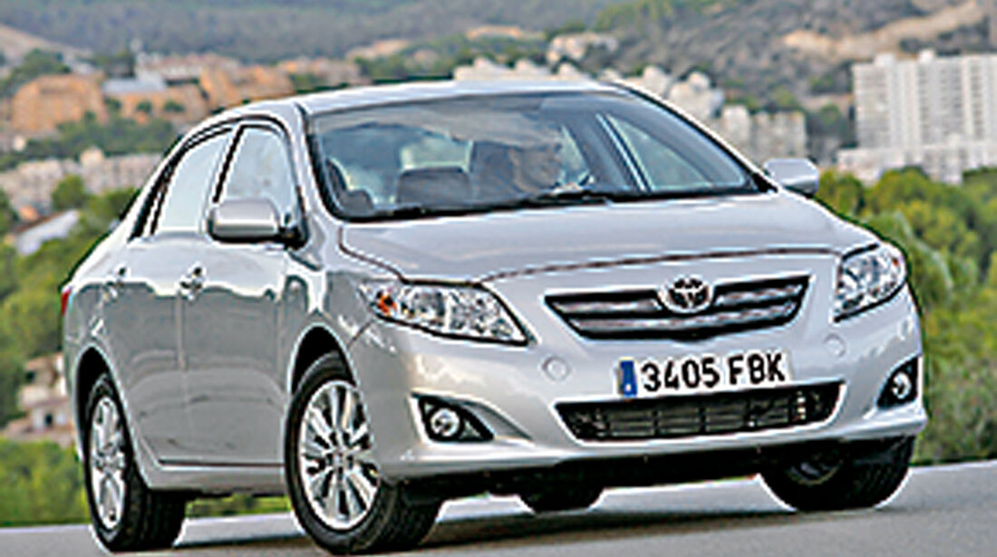 Stufenheck-Limousinen, Toyota Corolla 1.5 VVT-i SO