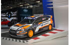 Subaru 2015 WRX STI Rallycross - New York Auto Show 2015