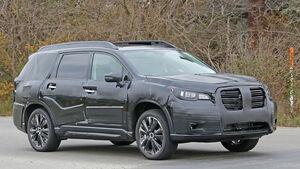 Subaru Ascent Erlkönig