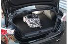 Subaru BRZ, Kofferraum