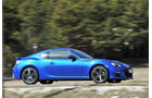 Subaru BRZ, Seitenansicht