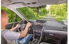Subaru Forester 2.0 XT Platinum, Cockpit, Lenkrad