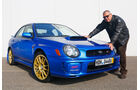 Subaru Impreza, Frontansicht, Franz-Peter Hudek