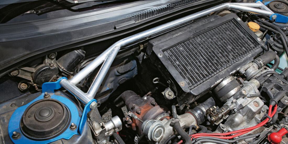 Subaru Impreza GT, Motor