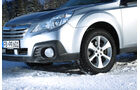 Subaru Outback 2.0D, Rad, Felge