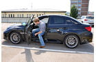 Subaru WRX STi, Fahrertür