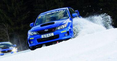 Subaru Wintertraining