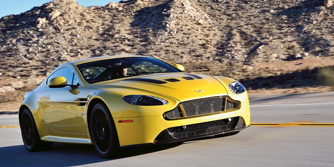 Supersportler, Aston Martin V12 Vantage S