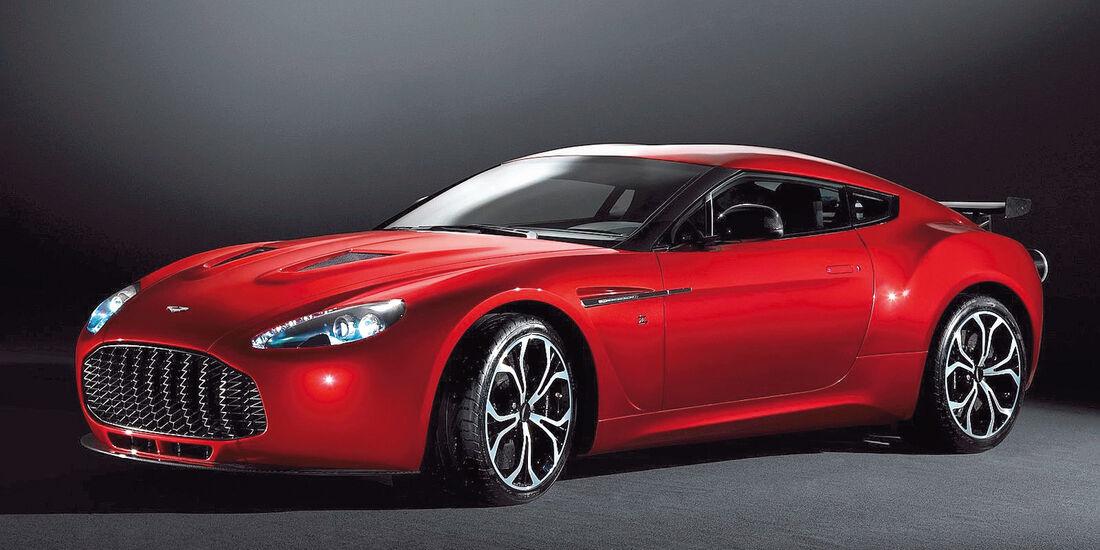 Supersportler, Aston Martin V12 Zagato