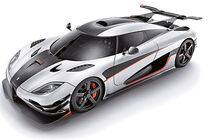 Supersportler, Koenigsegg One:1