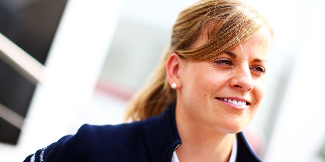 Susie Wolff - Williams - Formel 1 - GP Deutschland - Hockenheim - 17. Juli 2014