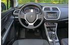 Suzuki SX4-Cross 1.6 DDiS 4x4 Comfort Plus, Cockpit