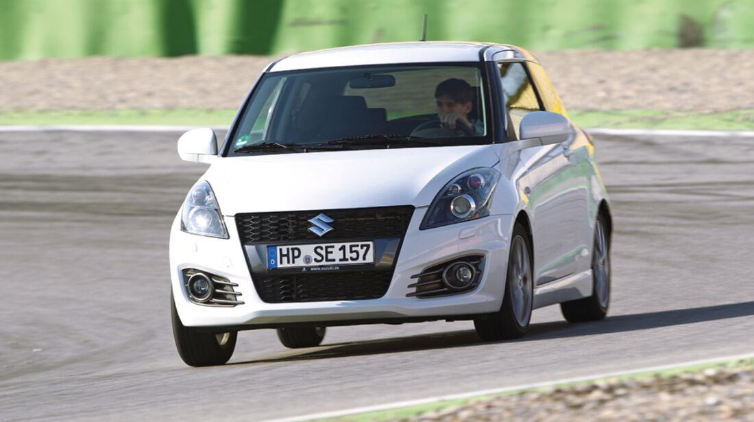 Suzuki Swift 1.6 Sport, Frontansicht