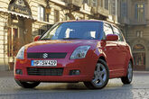 Suzuki Swift, 4. Generation 2005