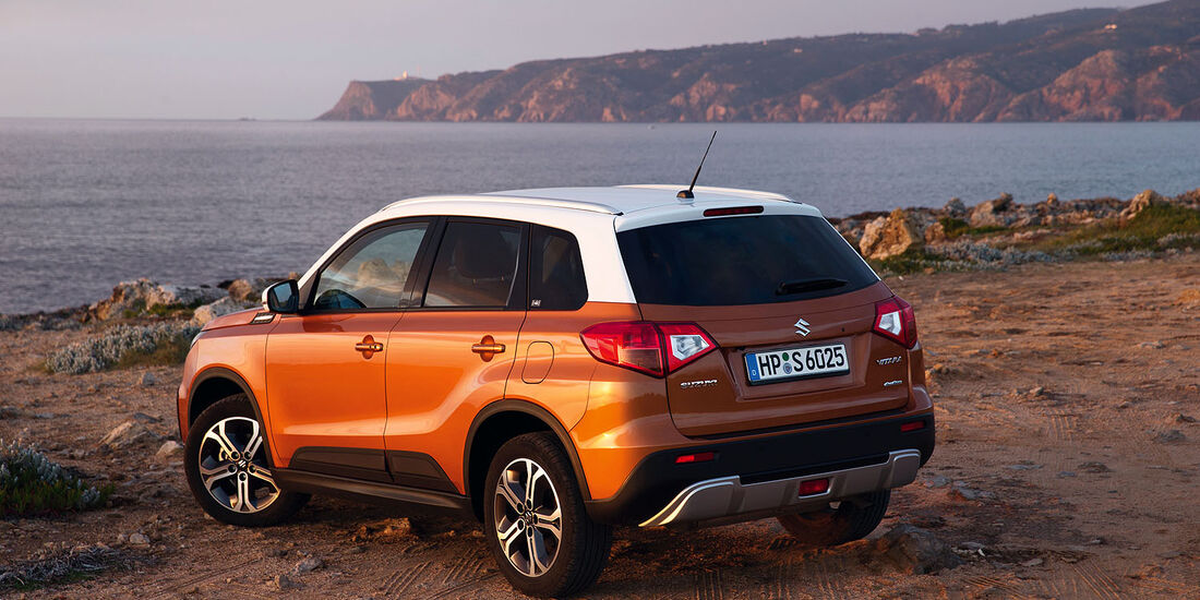 Suzuki Vitara Fahrbericht