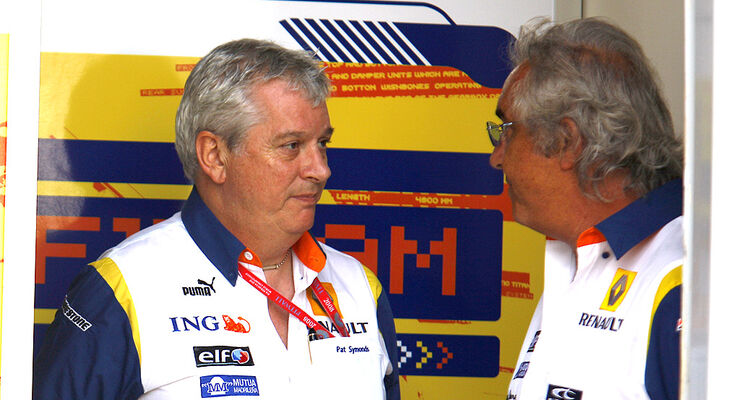 Symonds & Briatore
