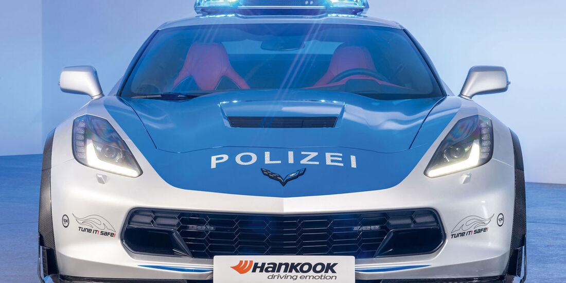 TIKT Performance Corvette - Tune it safe - Essen Motor Show 2015