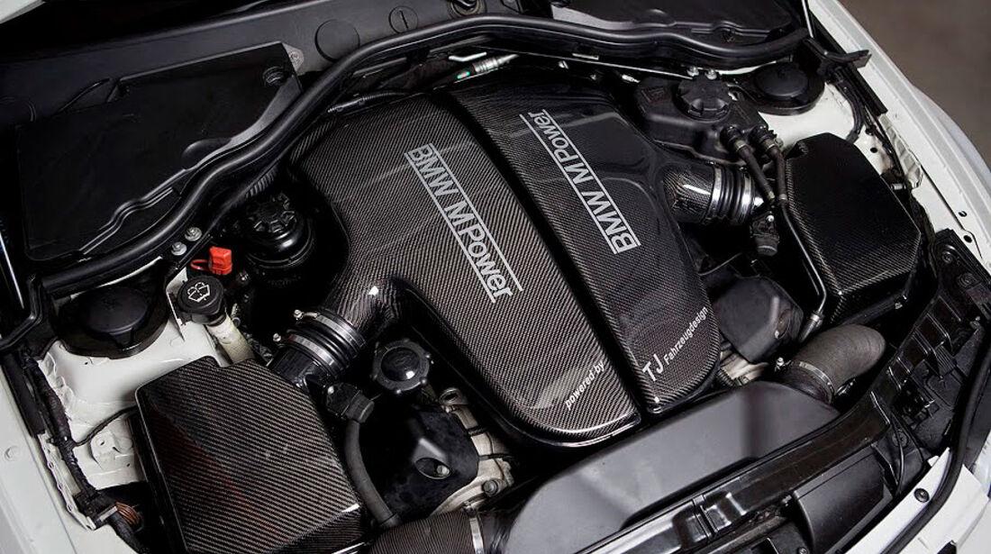 TJ-Fahrzeugdesign BMW 1er M Coupé V10