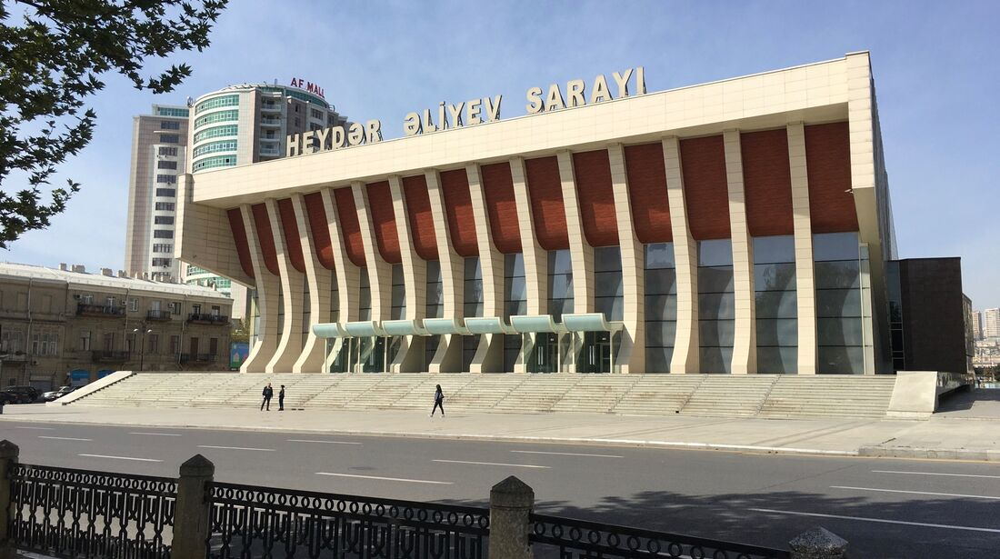 Tagebuch - Formel 1 - GP Aserbaidschan 2018