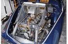 Tatra T 77a, Motorraum, Detail