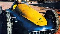 Tazio Nuvolari im Cisitalia Grand Prix
