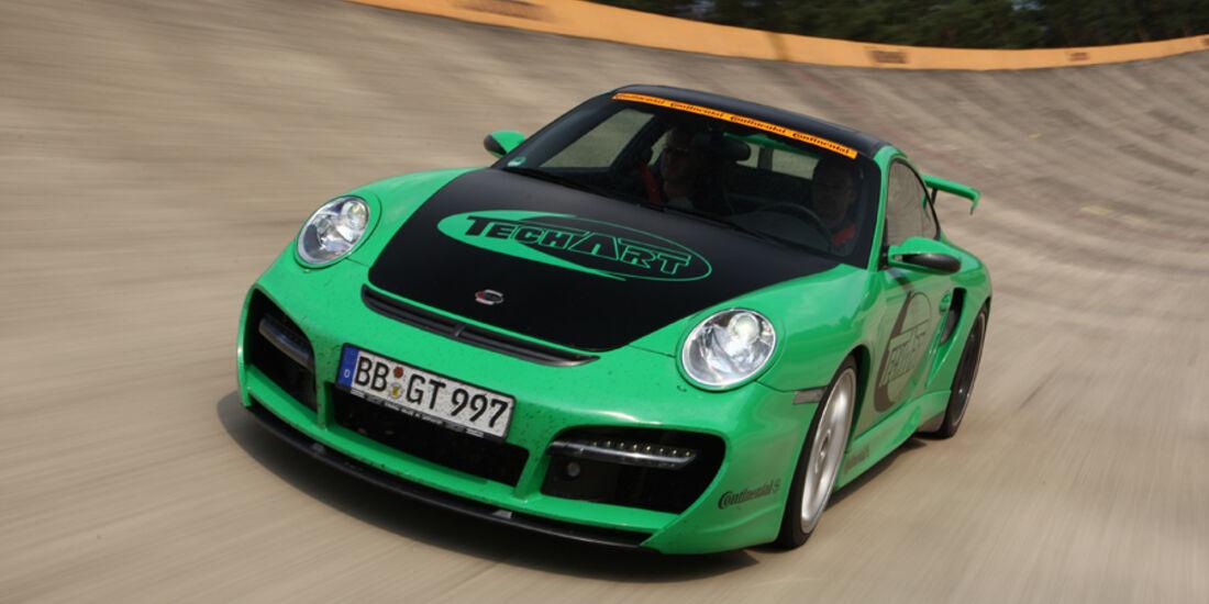 Teachart-Porsche GT