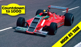 Teaser - Countdown to 1000 - Derek Daly - Ensign N179 - GP Südafrika 1979