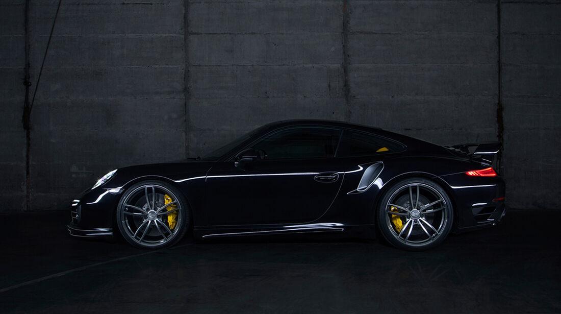 Techart Porsche 911 Turbo Seite