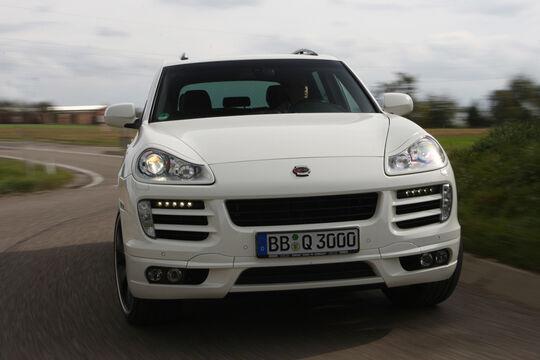 Techart-Porsche Cayenne Diesel