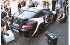 Techart-Porsche, Heckansicht