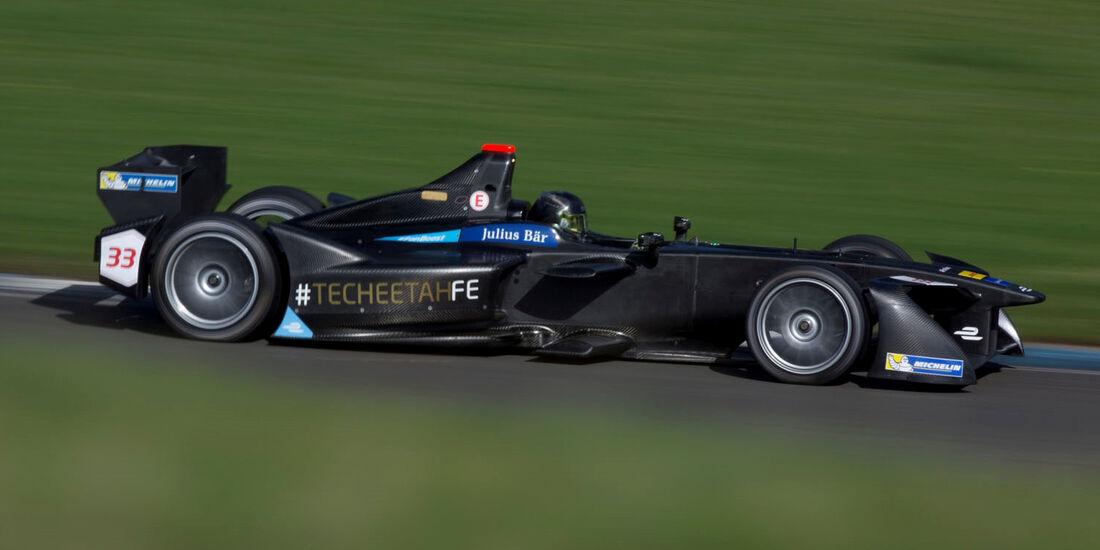 Techeetah FE - Formel E - 2016