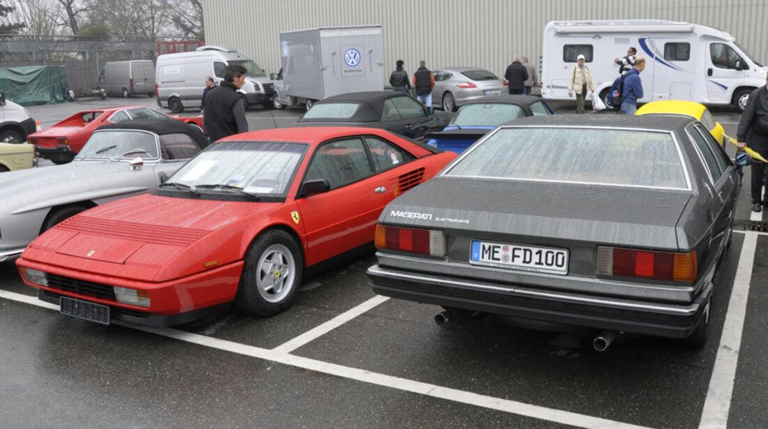 Techno Classica 2010 - Marktplatz